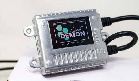 Circuit Demon HID system