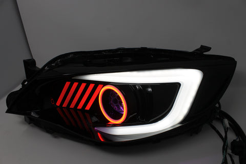 Circuit demon Stage 2 Halo OEMassive 08-14 headlights (gills w/ HID)