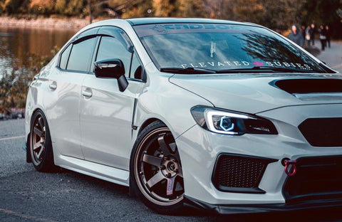 2015-2020 WRX/STI Hex halo