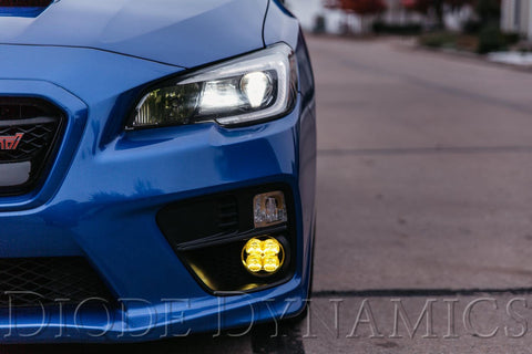 Diode Dynamics SS3 fog lights 2015+ WRX/STI