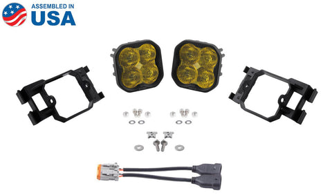 Diode Dynamics SS3 fog lights 2011-2014 WRX/STI