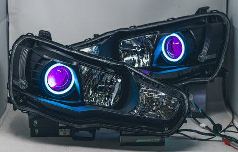 Circuit Demon Stage 1 08-15 Lancer/Evo headlights