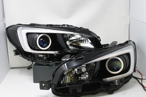 Circuit Demon Stage 2 2015+ WRX Switchback headlights