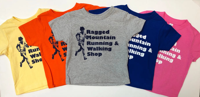 Ragged Mountain Toddler Shirt