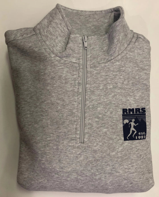 Ragged Mountain Half-Zip Sweatshirt
