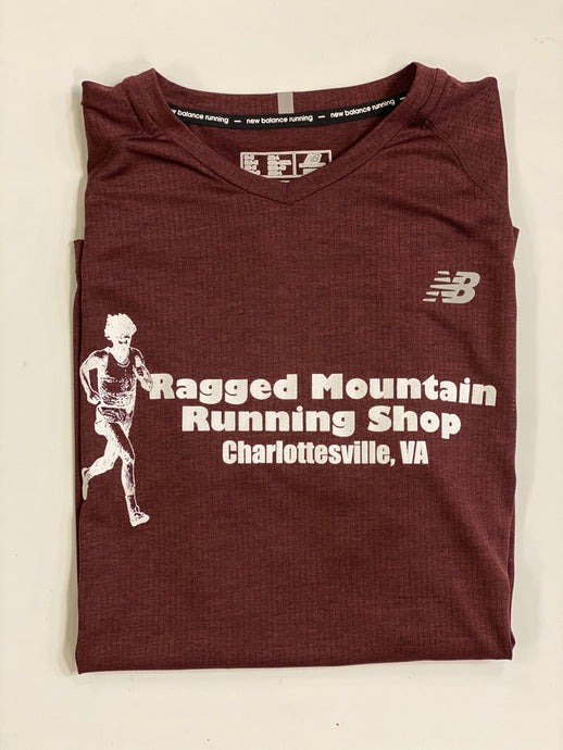 Ragged Mountain Technical Short Sleeve Top