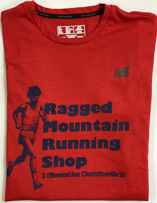 Ragged Mountain Men's Technical Short Sleeve
