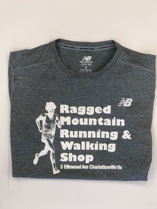 Men's Ragged Mountain New Balance Technical Short Sleeve