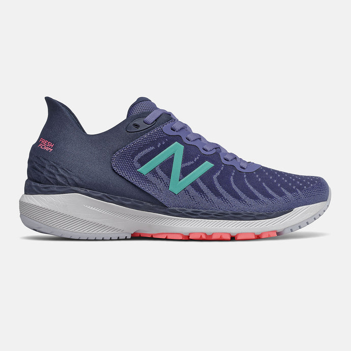 New Balance Women's 860v11 (Magnetic Blue)