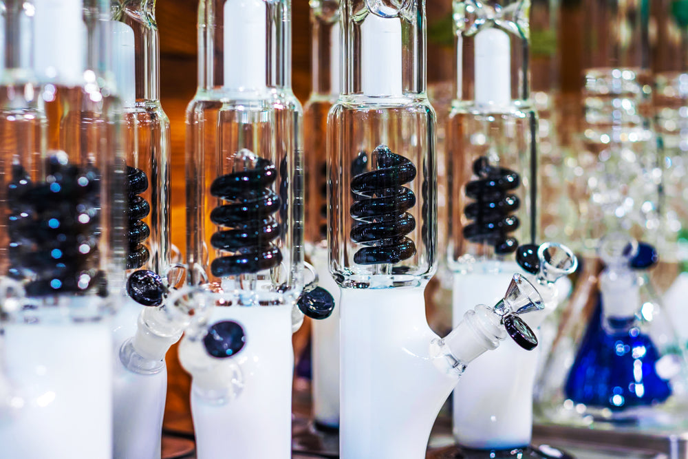 benefits of percolators in glass bongs