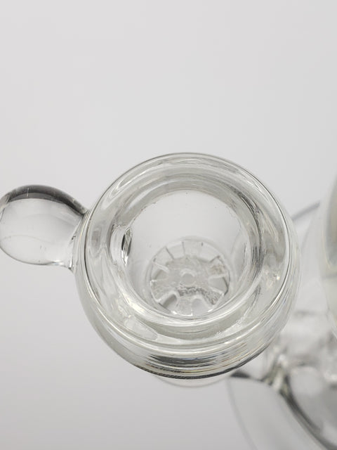 7'' Side car with built in stem with matrix perc