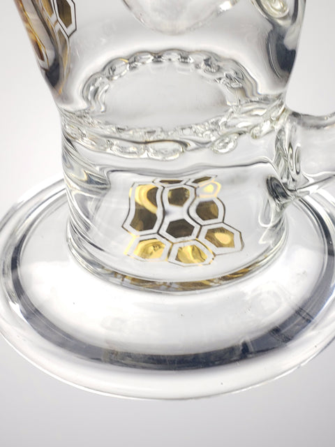 Nexus gold honeycomb mini recycler
