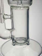 Heavy Hitter 21'' tree perc cluster and sherlock removable mouthpiece