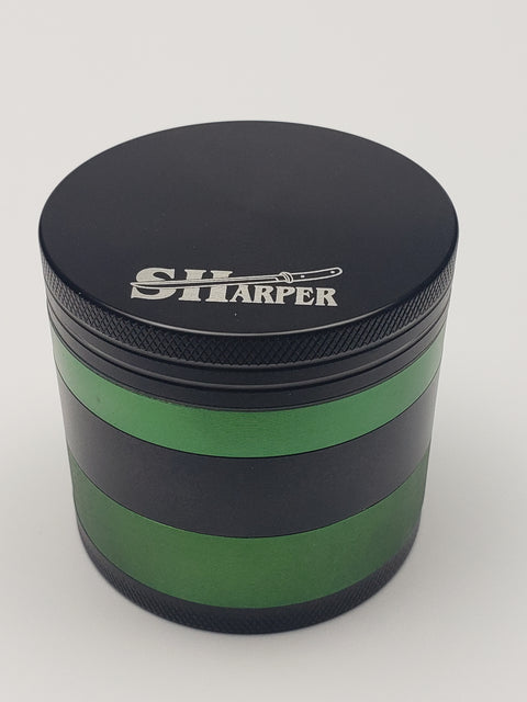 Sharper 5pc grinder