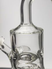 11'' recycler with inline perc