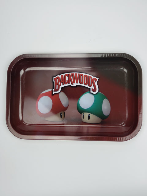 Backwoods toads small tray