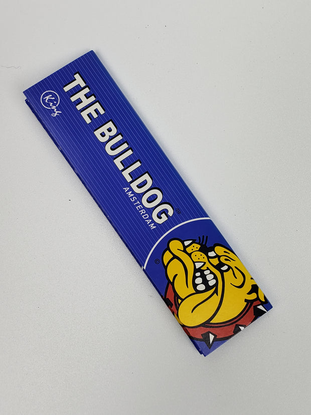 The bulldog amsterdam king size rolling paper