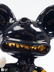 Gold Grillz Mouse by NERV Glass