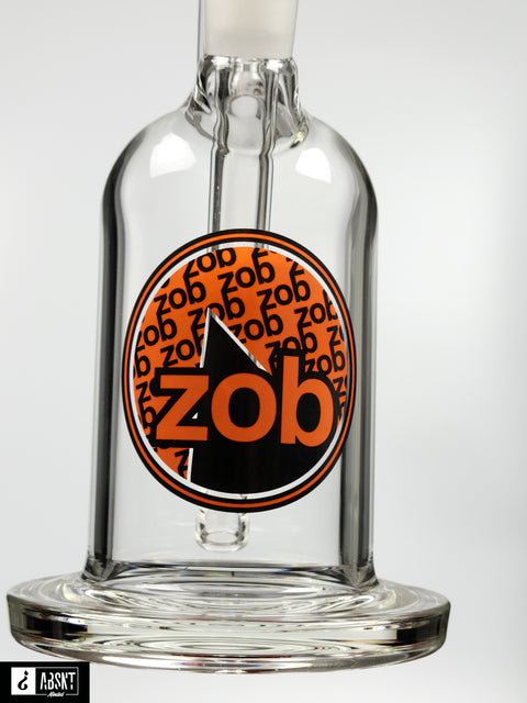 Zob 13'' can with flared base