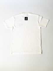 Absnt Minded white t-shirt with small print