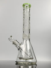 15'' Honeycomb frosted beaker
