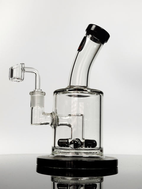 "9"" Trilogy Glass Bent Neck Can Rig"