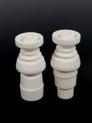 "2"" Male/Female universal domeless Ceramic nail"