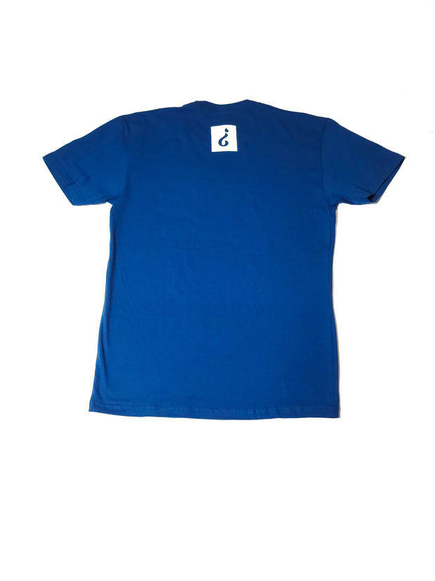 Absnt Minded blue t-shirt