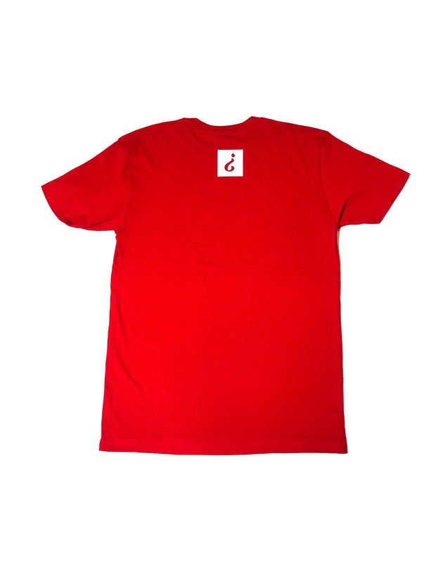Absnt Minded red t-shirt