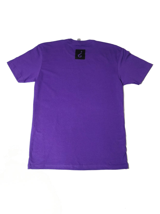 Absnt Minded purple t-shirt