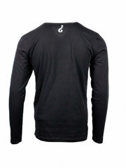 Copy of Absnt Minded long sleeve black t-shirt
