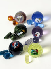 Jason Walker Glass milli terp slurper sets