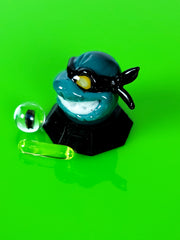 Ninja Turtle Terp Slurper set by Mente Glass