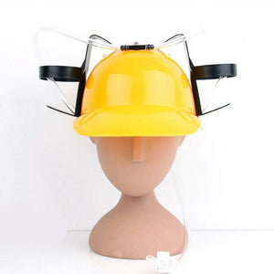 Drinking Beverage Helmet