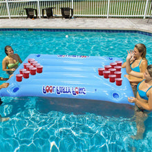 Load image into Gallery viewer, Inflatable Beer Pong Ball Table