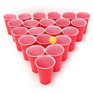 Beer Pong Game Set