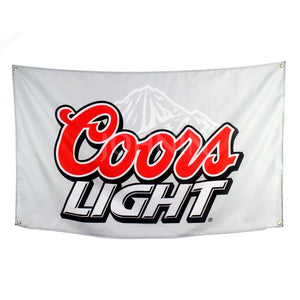 Coors Light Flag