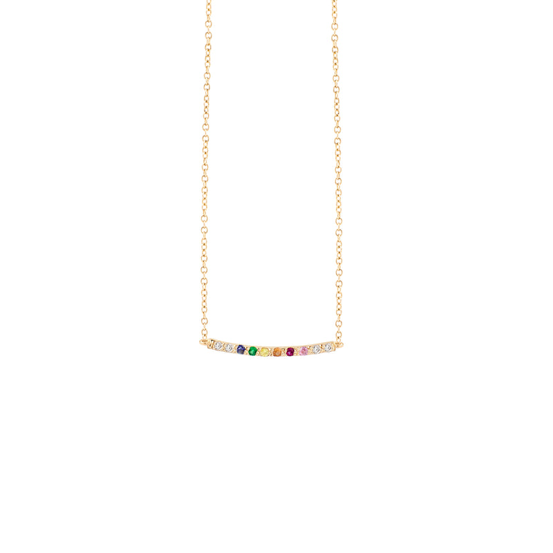 Hemera Rainbow Necklace
