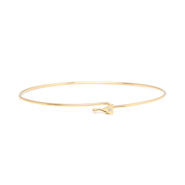 Mikro Triangle Bangle