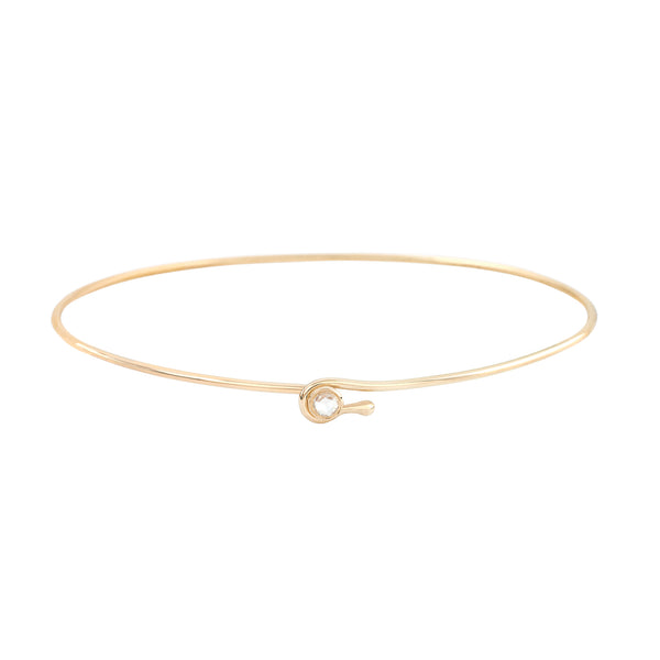 Rose Cut Bangle