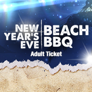 New Year's Eve Beach BBQ (Adult)