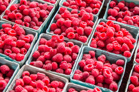 NO PLANS - Antioxidant Clay Mask - Women's Facial Mask - raspberries superfruit