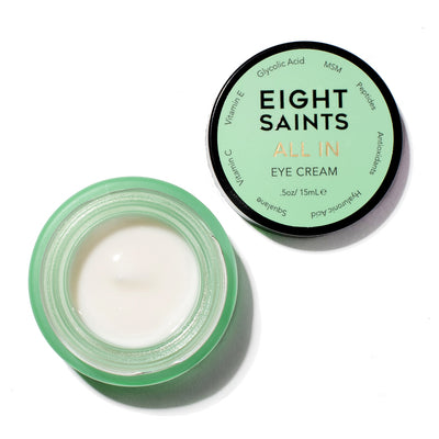 Eight Saints All In Eye Cream For Puffiness