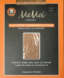 e8f31e1d6 Memoi Light Support Bodyshaper Pantyhose-MS-618