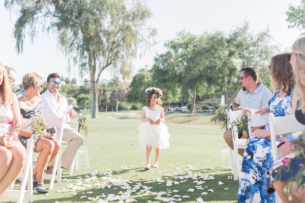 Wedding Styling The Littles: How to dress your Flower Girls and Ring Bearers