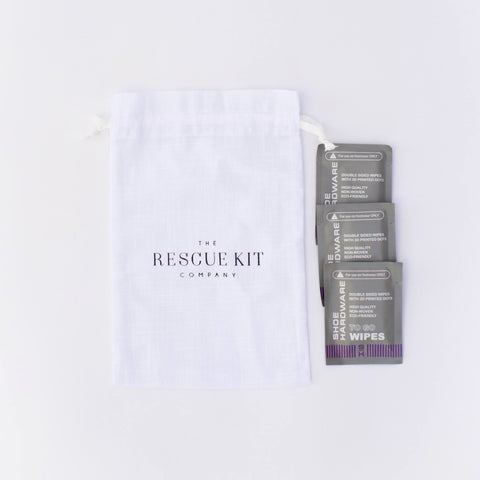 The Rescue Kit Company The Closet Kit styling tool: Sneaker Cleaning Wipes