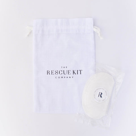 The Rescue Kit Company The Closet Kit styling tool: Sweat Pads