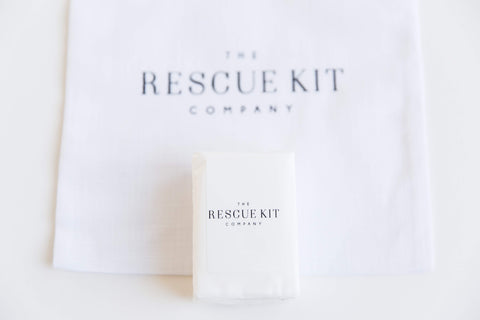 Mini Tissue Pack for The Bride Kit by The Rescue Kit Company