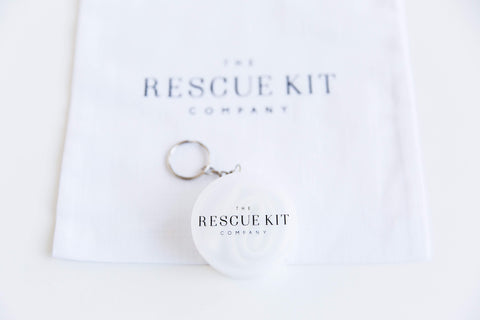 The Rescue Kit Company's reusable silicone straw for The Bride Kit