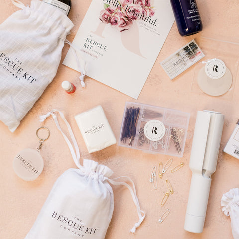 The Bride Kit Contents